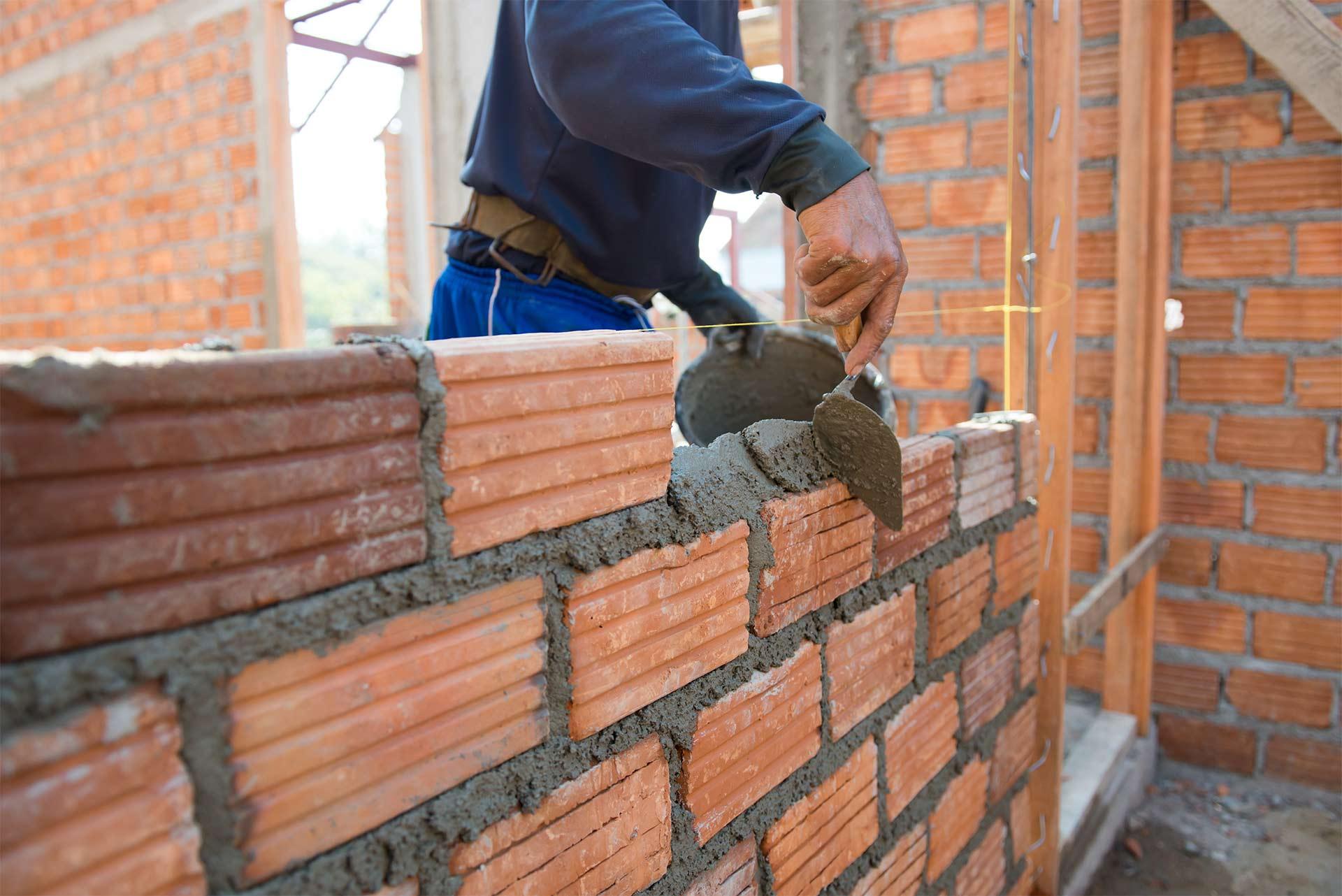 Morden's best bricklayers