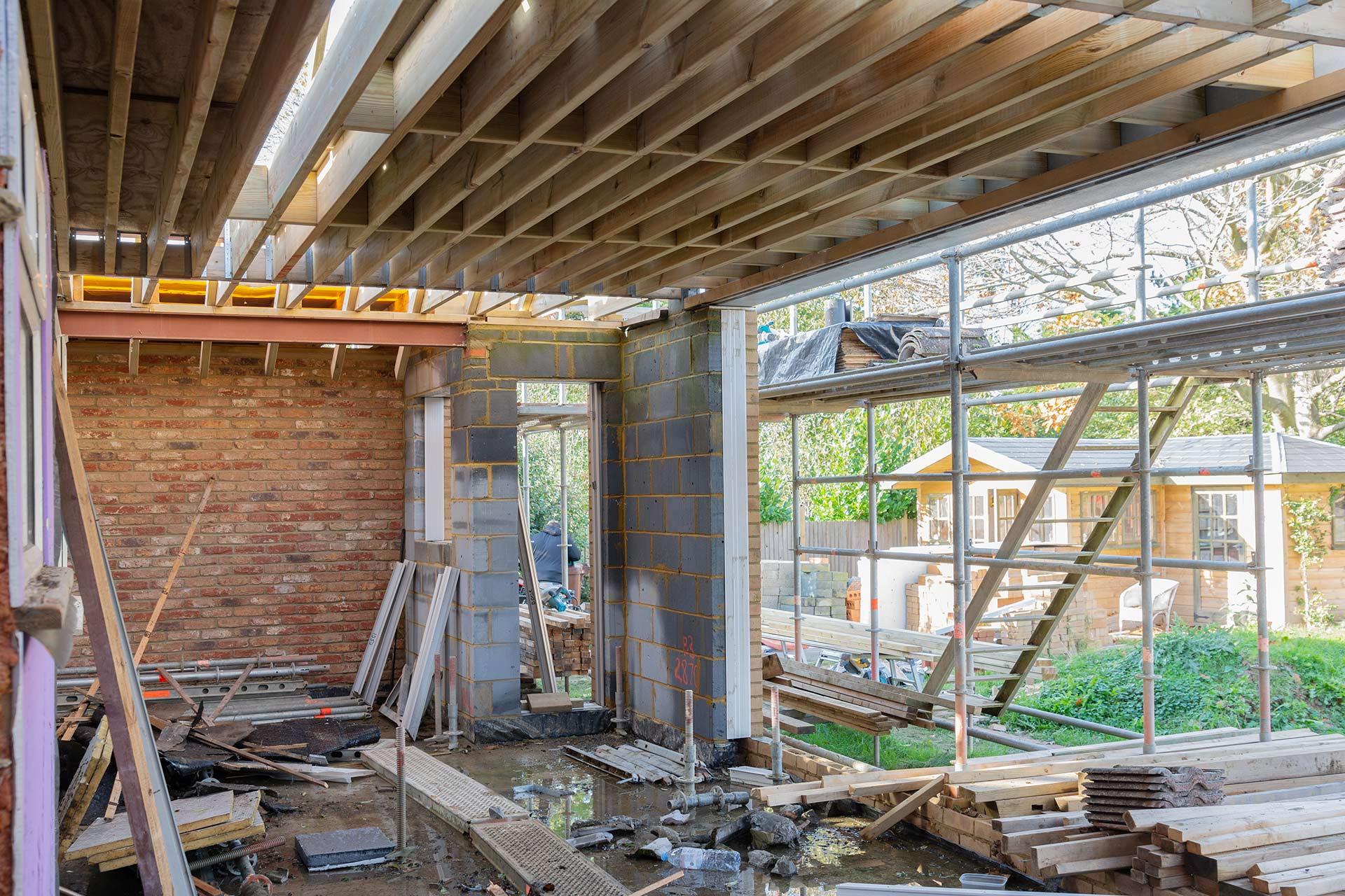 Garage Conversion in Surrey & Merton Borough