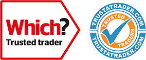 trust a trade logo